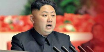 Kim Jong-Un Executes His 'Worse Than A Dog' Uncle In North Korea