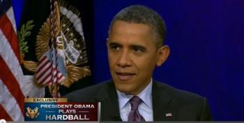 President Obama Slams Phony IRS Scandal