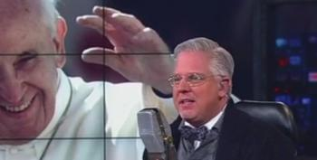 Beck: Pope Francis Is Person Of The Year Because 'Progressives Are Fascists'