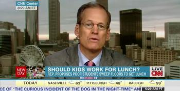 Jack Kingston Claims School Lunch Comments Weren't Targeted At Poor Children
