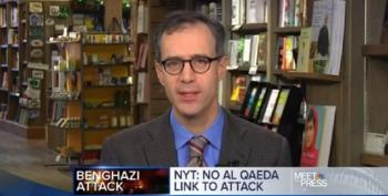 Fox News Still Freaking Out Over NY Times Benghazi Story