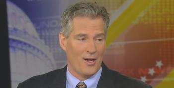 Scott Brown: Slowly Phase Out Unemployment Benefits Because People Need 'Welfare'