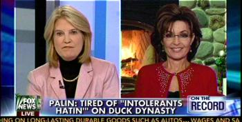 Van Susteren Attempts To Explain Concept Of Free Speech To Palin