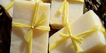 One Month In Jail For Possession Of Soap