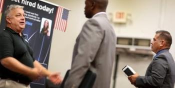 Unemployment Falls To 7 Percent