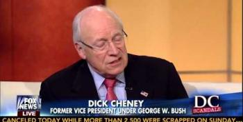 Cheney: Iran Deal Stinks Because Of Obamacare Rollout