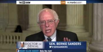 Sanders: GOP  'Just Factually Wrong' About Minimum Wage Hike