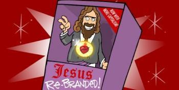 Mark Fiore: Jesus Rebranded