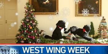 West Wing Week's 'Holiday Card Edition'