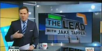 Jake Tapper Does The Right Thing
