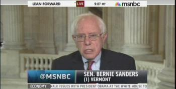 Sanders: Freedom Not About Government Getting Into Everything You Do