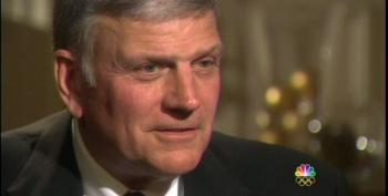 NBC Celebrates Christmas With Some Gay-Bashing By Evangelist Franklin Graham