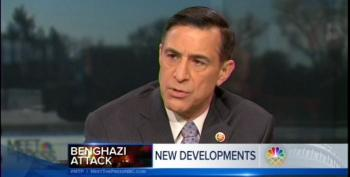 Darrell Issa Doubles Down On His Claims Of Cover Up In Benghazi