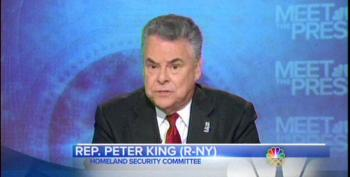 Peter King Attacks Obama For Not Defending The NSA