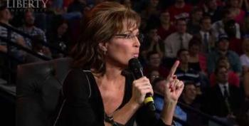 Sarah Palin: Atheists Want To Abort Christ From Christmas