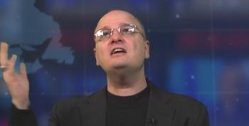 Ex-Navy Chaplain Threatens To Shoot  'Right Wing Watch' Readers And Then 'Pray For Your Soul'