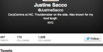 The Lessons Of Tweeting While Justine Sacco
