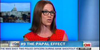 S.E. Cupp Tells Liberals Not To Get Excited About Pope's Economic Message