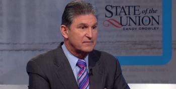 Sorry Joe Manchin, But The Problem Is The Republicans
