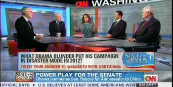 Framing The Debate: CNN's SOTU Focuses On Obama Blunders/Disasters