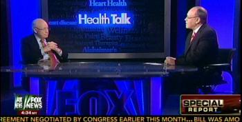 Fox's Dr. Marc Siegel: Cheney Living Example Of 'What We All Stand To Lose Under Obamacare'