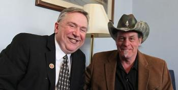 Teabagger Rep Steve Stockman Challenges Cornyn