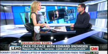 CNN's Bash Tells WaPo Reporter Snowden 'Almost Feels Like A Martyr'