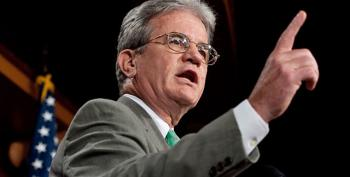 Tom Coburn Endorses Health Care Exchanges