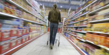 'Balanced' Bill Will 'Only' Cut Food Stamps By One Percent