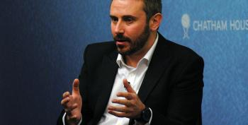 Jeremy Scahill: Two Degrees Of Separation From The Dirty Wars Dragnet