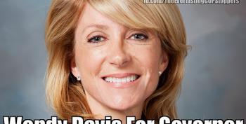 Wendy Davis Campaign Rakes In The Dough