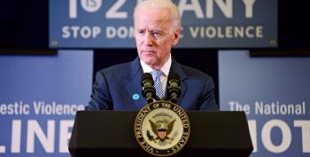 Biden Says Clinton Will Not Impact His 2016 Choice