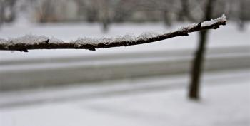 Freak Snowstorm, Cold Snap Paralyzes US South
