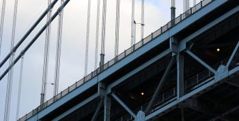 George Washington Bridge Was A Terror Target For 20 Years
