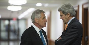 Kerry Heads For High-stakes Syria Talks