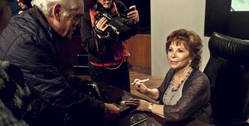 Isabel Allende Nostalgic For 'Literary Innocence'