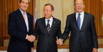UN Defends Iran Exclusion From Syria Talks