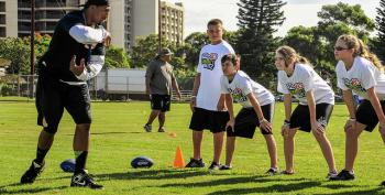 Kids Should Be Allowed To Play Football Despite Injury Risk, Poll Finds