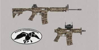 """Duck Dynasty"" Launches Its Own Line Of Guns"