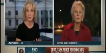 MSNBC Interrupts Congresswoman For Report On Justin Bieber