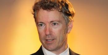 Rand Paul Doesn't Know How To Stop Digging The Hole He's In