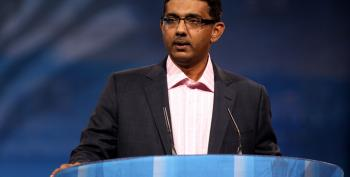 Dinesh D'Souza Indicted For Campaign Finance Violations