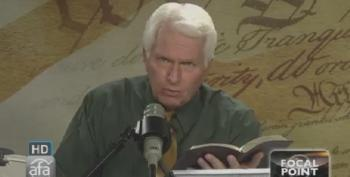 Bryan Fischer: 'Evolutionists' Should Be Disqualified From Holding Political Office