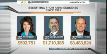 Provision Requiring Lawmakers To Disclose Subsidies Removed From Final Farm Bill