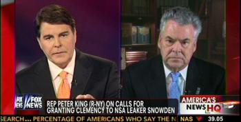 Rep. Peter King Attacks The New York Times As 'Apologists For Terrorists'