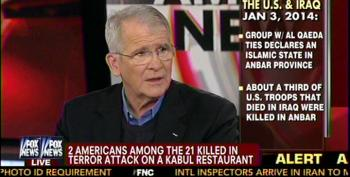 Fox Uses War Criminal Oliver North To Push For Endless War In The Middle East