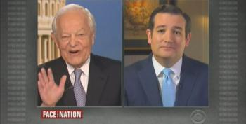 CBS Host Laughs In Ted Cruz's Face For Repeatedly Denying He Shut Down Government