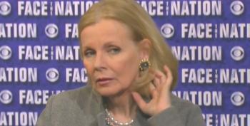 Bob Schieffer Calls Out Peggy Noonan For Smearing De Blasio As A 'Former Sandinista'