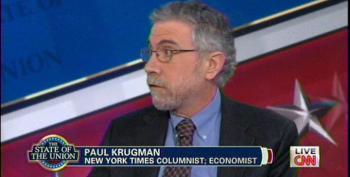 Paul Krugman Slams Gingrich's Praise For SOTU Response