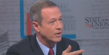 O'Malley Rips Rubio: You Can't 'Multiply The Bread And Fishes' By Hurting Hungry Kids